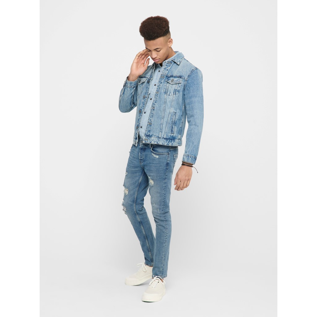 ONLY & SONS Jeansjacke Coin