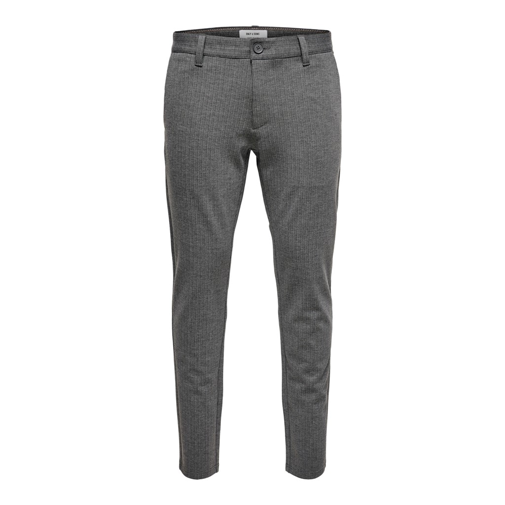 ONLY & SONS Pants Mark gestreift in 5 Farben